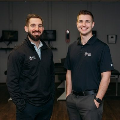 Chiropractor Traverse City Doctors Peter Kelly and Kyle Konas